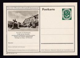 Bund P 17 067 Goslar  Ungebraucht - [7] République Fédérale
