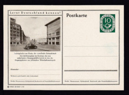 Bund P 17  076 Ludwigshafen   Ungebraucht - Cartes Postales Illustrées - Neuves