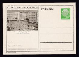 Bund P 23 86 Hannover  Ungebraucht - [7] République Fédérale