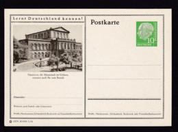 Bund P 23 87 Hannover  Ungebraucht - [7] République Fédérale