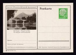 Bund P 23 88  Bad Honnef   Ungebraucht - [7] République Fédérale