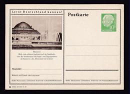 Bund P 24  145 Hannover  Ungebraucht - [7] République Fédérale