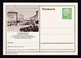 Bund P 24  188 Ludwigshafen   Ungebraucht - Cartes Postales Illustrées - Neuves