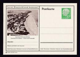 Bund P 24  200 Travenmünde   Ungebraucht - [7] République Fédérale