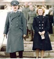 Militaria WW2 - Adolf Hitler Et Eva Braun - 1939-45