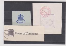 Great Britain 1981 House Of Common Peaces - 1952-.... (Elizabeth II)