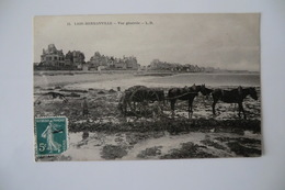 CPA 14 CALVADOS LION HERMANVILLE. Vue Générale. 1911. - Frankrijk
