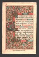 Communieprentje 1908 Brugge - Image Pieuse / Religious Picture - Communie