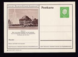 Bund P 41  65/377 Hannover  Ungebraucht - [7] République Fédérale
