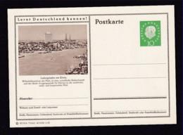 Bund P 41  71/422 Ludwigshafen   Ungebraucht - Cartes Postales Illustrées - Neuves