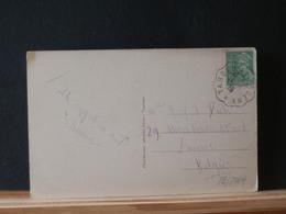 82/806A CP  DE LOURDES  FRANCE    1939  POUR LA BELG.  OBL. AMB. TARBES MERCENX - Marcophilie (Lettres)