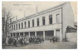 52 CHAUMONT  école Michelet - Chaumont