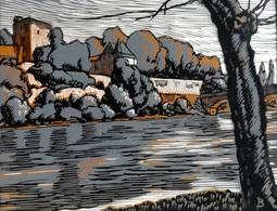 Dép. De La VIENNE - LA TOUR AU COGNONS - BOIS ORIGINAUX GRAVES Par JEHAN BERJONNEAU EN 1932 - Engravings