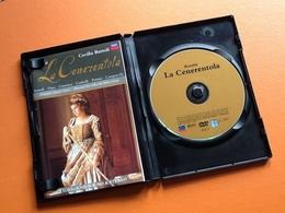 DVD   La Cenerentola  Cecilia Bartoli, Enzo Dara, Bruno Campanella...  (1996) - Autres