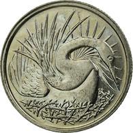 Monnaie, Singapour, 5 Cents, 1981, Singapore Mint, TTB, Copper-Nickel Clad - Singapour