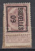 """BELGIË - PREO -1909 - Nr 11 B - BRUXELLES """"09"""" - (*) - Precancels"""