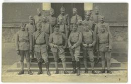 CP Militaires - Regimente