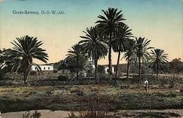 German East Africa Gross- Barmen 1914 Postcard - Allemagne
