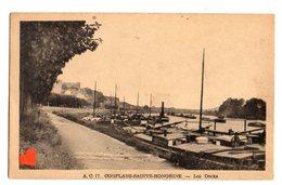 01753-LE-78-CONFLANS-SAINTE-HONORINE-Les Docks--------------péniches - Conflans Saint Honorine