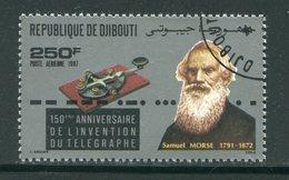 DJIBOUTI- P.A Y&T N°238- Oblitéré - Djibouti (1977-...)