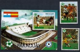 Block +Satz   **   URUGUAY - 1982 – Espagne