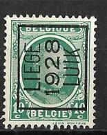 Luik 1928  Typo Nr. 182A - Préoblitérés