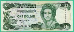 1 Dollar - Bahamas - 1974 - N° AP046278 - Spl - - Bahamas