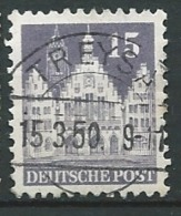 Allemagne    - Zone Anglo Americaine  - Yvert N° 50 Oblitéré    - Po60121 - American/British Zone