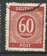 Allemagne    - Zone  AAS  - Yvert N° 23 Oblitéré    - Po60129 - American,British And Russian Zone