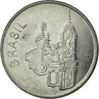 Monnaie, Brésil, 20 Cruzeiros, 1982, TTB, Stainless Steel, KM:593.1 - Brazil