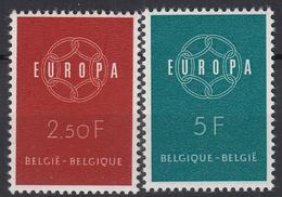 BELGIË - OBP - 1959 - Nr 1111/12 - MNH** - Ongebruikt
