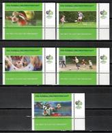 Germany 2006 Alemania / Football Soccer FIFA World Cup Germany MNH Futbol / Cu10926  C5 - Copa Mundial