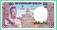 50 Kip - Laos -  Billet Neuf - N° 945339 - 00594339 - Laos