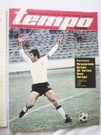 1973 TEMPO YUGOSLAVIA SERBIA SPORT FOOTBALL MAGAZINE NEWSPAPERS PARTIZAN ZVEZDA VARAZDIN HANDBALL WOMEN NATIONAL TEAM - Deportes