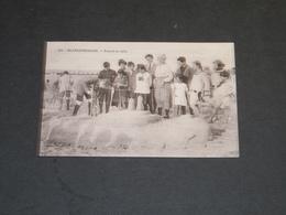 BLANKENBERGHE - TRAVAIL DE SABLE - Blankenberge