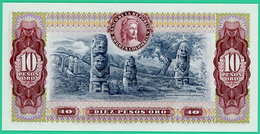 10 Pesos - Colombie - 1980 - N° 02423050 -   Neuf - - Colombie