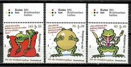 Germany 2018 Alemania / Fairy Tales Grimm Brothers MNH Leyendas Hermanos Grimm / Cu11823  C5 - Cuentos, Fabulas Y Leyendas
