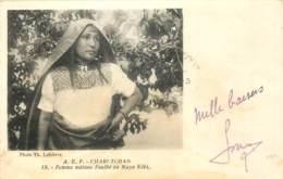 A.E.F. - Chari-Tchad - Femme Métisse Foulbé Du Mayo Kébi - Tchad