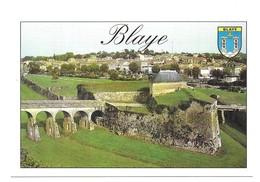 Blaye La Citadelle Vue Générale Studio Bouye Photo P. Dureau - Blaye