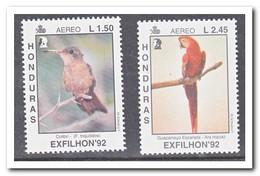 Honduras 1992, Postfris MNH, Birds - Honduras