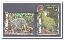 Ecuador 1993, Postfris MNH, Birds - Ecuador