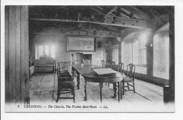 DC 1375 - CREDITON - The Church, The Twelve Mens'Room  - LL 3 - England