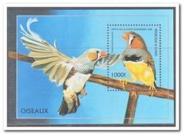 Guinee 1996, Postfris MNH, Birds - Guinee (1958-...)