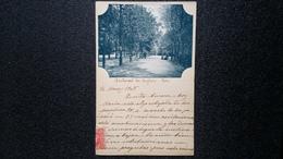 Old Postcard - Boulevard Des Anglais, Spa (1908) - Spa