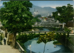 TAIWAN / CHINA -  SEVEN BRIDGE TO BE PERCEIVED AT A GLANCE - VINTAGE POSTCARD 1970s ( BG2534 ) - Taiwan