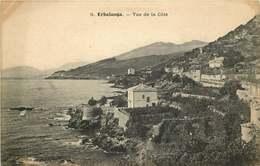 CORSE  ERBALUNGA   Vue De La Cote - Other Municipalities