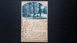 Old Postcard - Spa - Un Coin Du Parc De Sept Heures (1909) - Spa