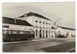 Leopoldsburg, Station    Bourg Léopold , La StationFoto John Prevot Antwerpen 1259 - Leopoldsburg