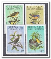 Grenada Grenadines 1980, Postfris MNH, Birds - Grenada (1974-...)