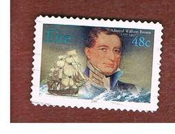 IRLANDA (IRELAND) - SG 1618 -   2003  ADMIRAL W. BROWN      - USED - 1949-... Repubblica D'Irlanda